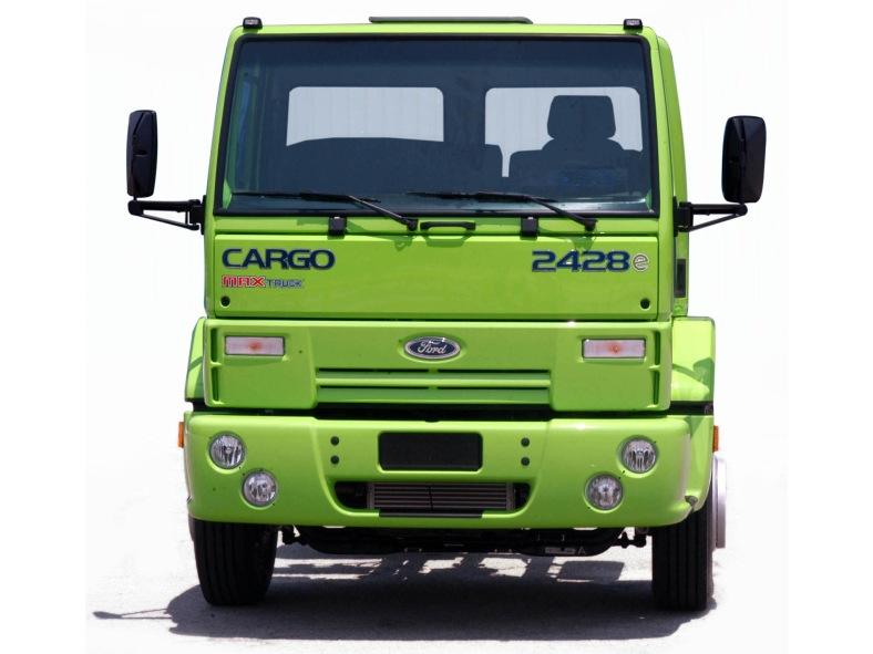 Ford Cargo 2428e Max Truck 2007