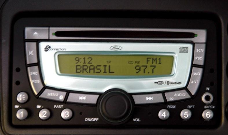 Ford Brasil Ranger Stormsetembro/2008