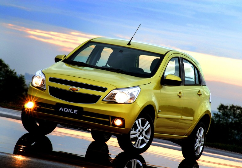 Chevrolet Agile 2009 09 copy