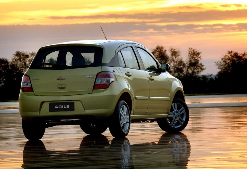 Chevrolet Agile 2009 14
