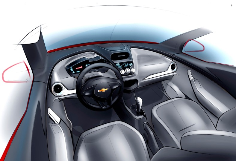 Chevrolet Agile Sketch 2009 03 copy