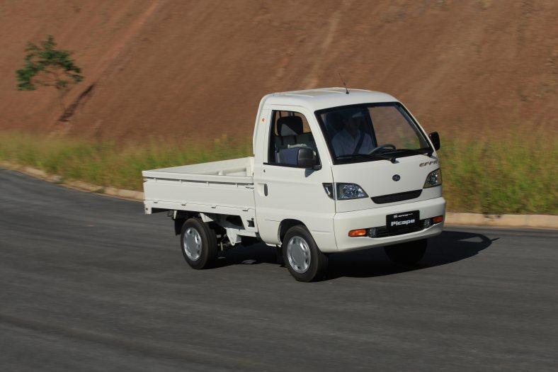 Effa Motors Pick-Up Curta 2010 07