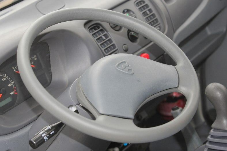 Effa Motors Pick-Up Curta 2010 08
