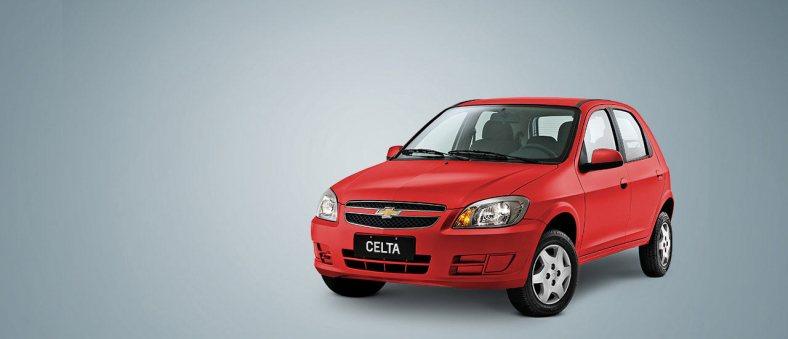 Chevrolet Celta 5p 2012 12