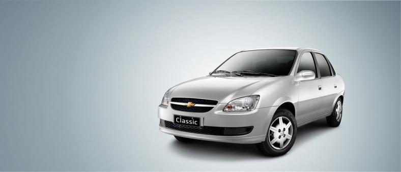 Chevrolet Classic 2011 15