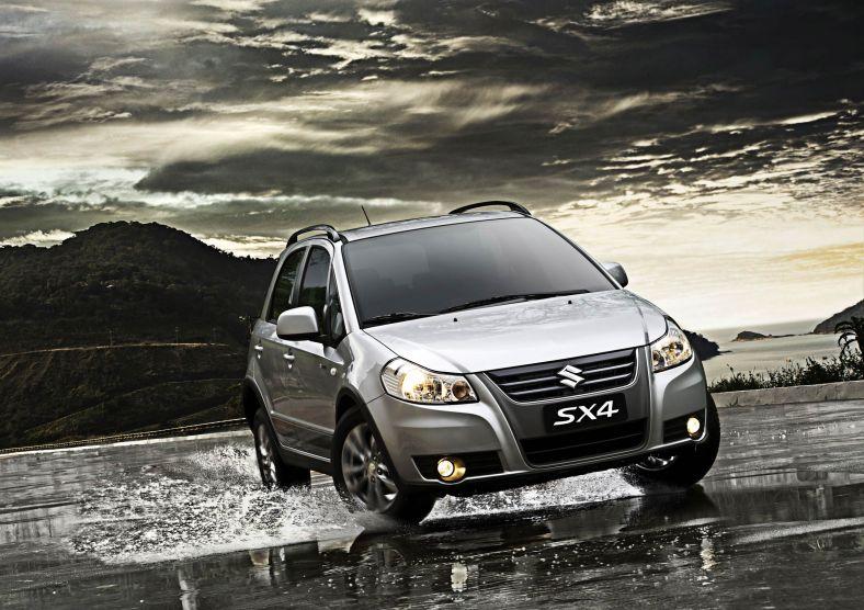 Suzuki  SX4 2012 04b