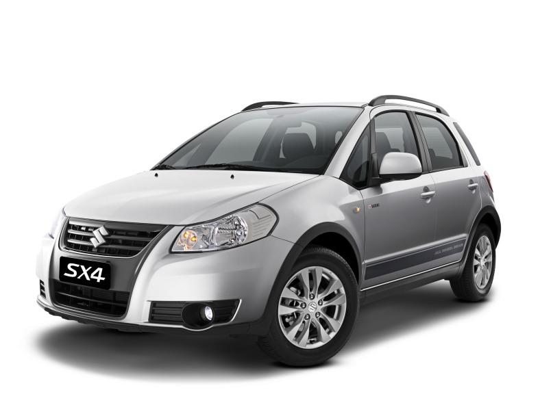 Suzuki  SX4 2012 09