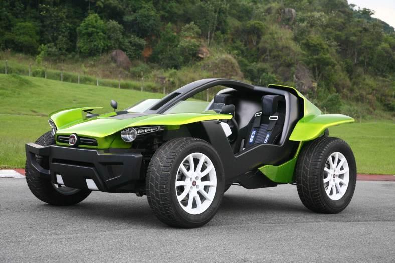 Fiat FCC II Concept 2008 (2)