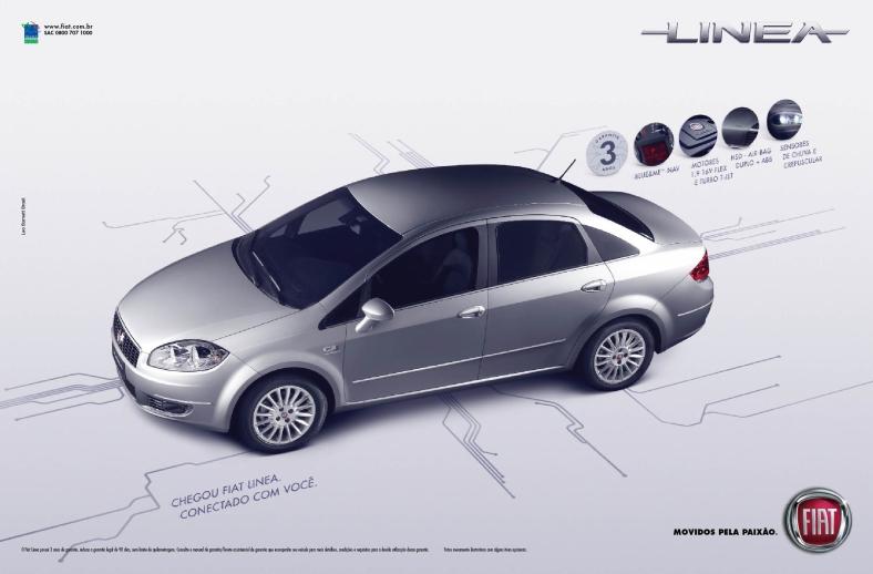 Fiat Linea 1.9 16v 2008 04