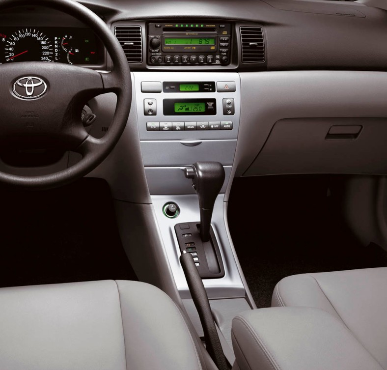 Toyota Corolla 1.8 2006 (33)