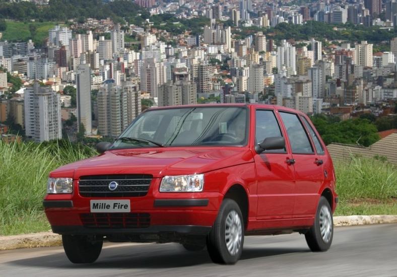 Fiat Mille 1.0 2004 25