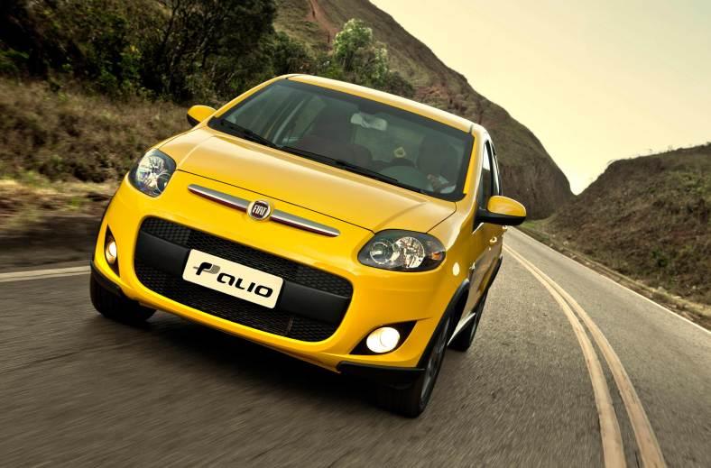 Fiat Palio Sporting 1.6 16v 2012 37