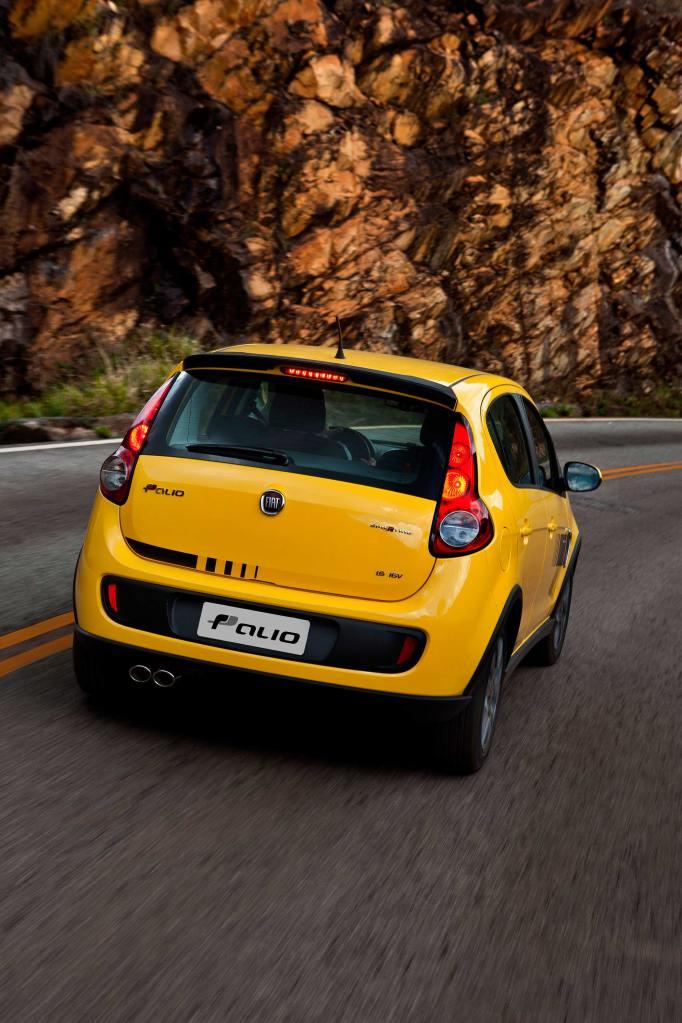 Fiat Palio Sporting 1.6 16v 2012 41