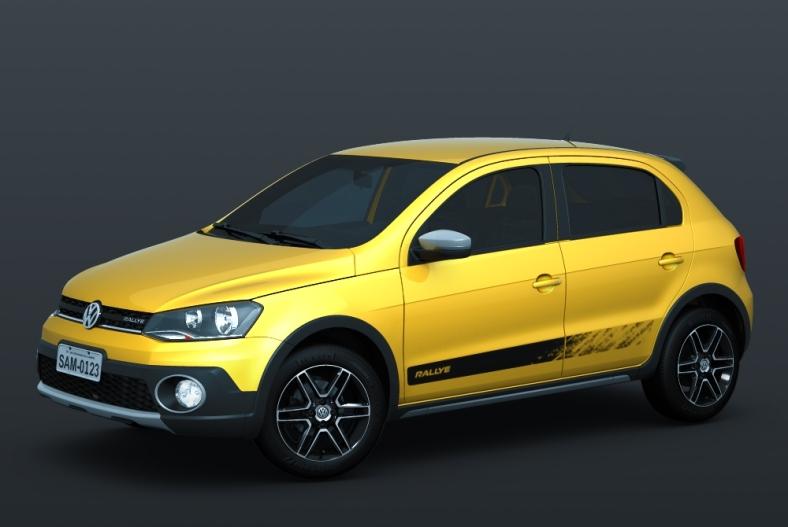 Volkswagen Gol Rallye 1.6 2013 22