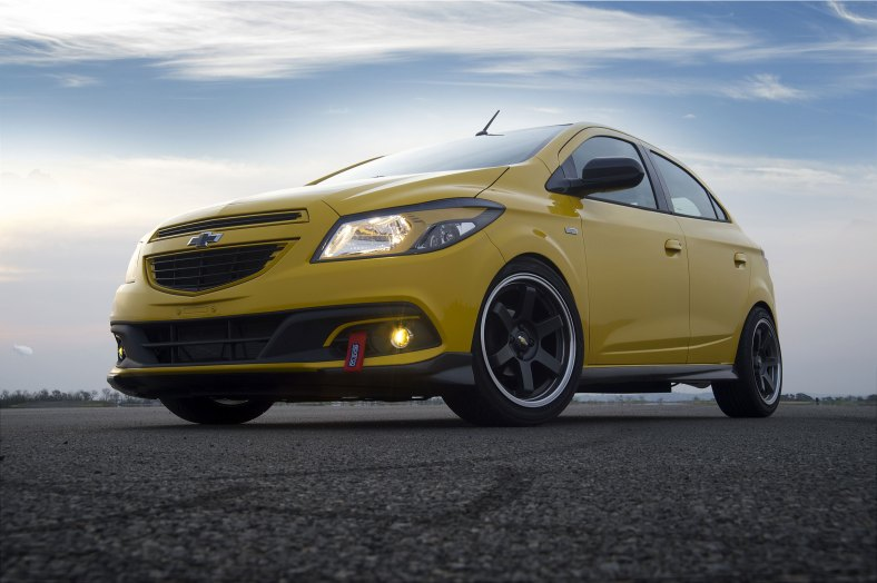Chevrolet Onix Track Day Concept 1.8 2014 (2)